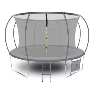 AOTOB 12FT Trampoline with Enclosure Net and Ladder - Best Trampoline for Teenagers: Outstanding craftsmanship