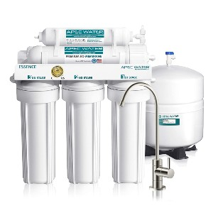 APEC Water Systems ROES-50 Essence Series  - Best Water Filter on Amazon: It makes everything tastes better
