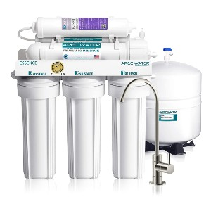 APEC Water Systems ROES-PH75 - Best Water Filter Alkaline: Trouble-free, noise-free