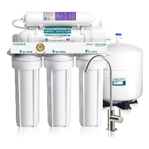 APEC Water Systems ROES-PH75 - Best Water Filter Reverse Osmosis: Trouble-free and noise-free