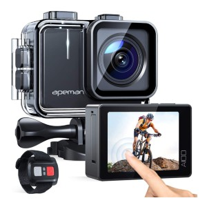APEMAN A100  - Best GoPro for Vlogging: Tiny but Powerful