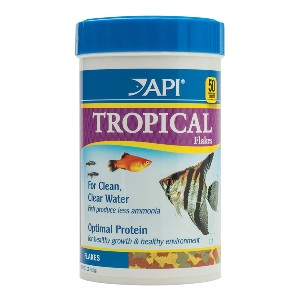 API FISH FOOD FLAKES - Best Fish Food for Tropical Fish: Jam-Packed with Essential Nutrients