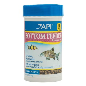 API Tropical PELLETS Sinking Pellets Fish Food - Best Food for Corydoras Catfish: Boost Immune System and Metabolism