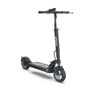 Apollo Explore - Best Electric Scooter Off Road: Climbing hills effortlessly