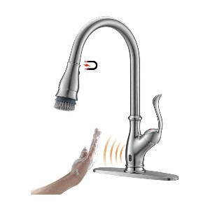 APPASO Touchless Kitchen Faucet - Best Touchless Faucets: Motion Sensing Technology