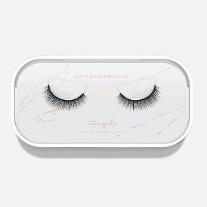Esqido APPLE & CINNAMON - Best Lashes for Glasses: Expertly Handcrafted