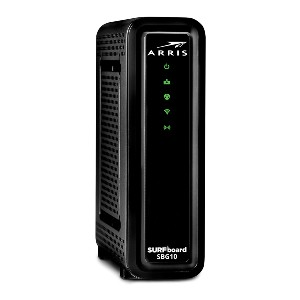 ARRIS SURFboard SBG10  - Best Wi-Fi Router Modem for Xfinity: For small to medium household