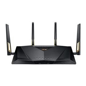 ASUS RT-AX88U - Best Wi-Fi Router with Parental Controls: Powerful beamforming antennas