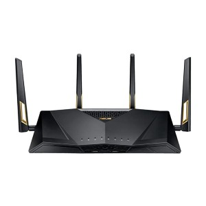 ASUS RT-AX88U - Best Wi-Fi Router High Speed: For the busiest households