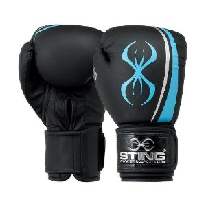 Sting Sports AURORA WOMENS - Best Boxing Gloves Under 100: Reduces Fatigue and Disperses Strike Energy
