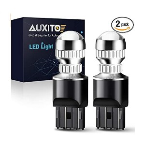 AUXITO 7443 Red LED Bulbs - Best LED Tail Lights: High luminous efficiency