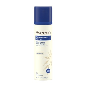 Aveeno Therapeutic Shave Gel - Best Shaving Gel for Men: Formulated for Dry, Sensitive Skin
