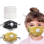 10 Recommendations: Best Masks for Kids (Oct  2020): Mask with Breathing Valve