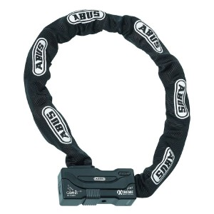 ABUS Granit Extreme Plus 59 Chain Lock - Best Lock for Motorcycle: Two Keys are Supplied with The Lock