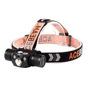 Killzone Flashlights Acebeam H30 - Best Headlamps for Hunting: Ideal for Demanding Sports Such as Hunting