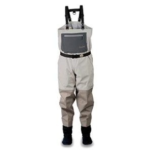 Adamsbuilt Truckee River Wader  - Best Waders for Surf Fishing: Reinforced knees and seats
