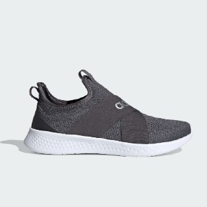 ADIDAS PUREMOTION ADAPT SHOES - Best Slip-On Sneakers for Walking: Sock-Like Feel Slip-On Shoe