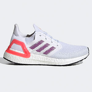 ADIDAS ULTRABOOST 20 SHOES - Best Shoes for Running: Stylish design running shoe