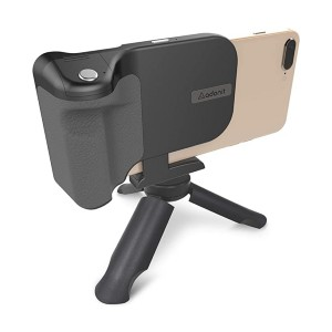 Adonit PhotoGrip Qi - Best Mini Tripods for Smartphone: The coolest one
