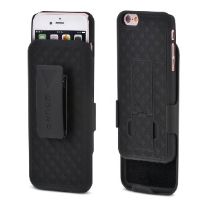 Aduro Combo Shell & Holster Case - Best Phone Cases with Belt Clip: Excellent Sleek Case
