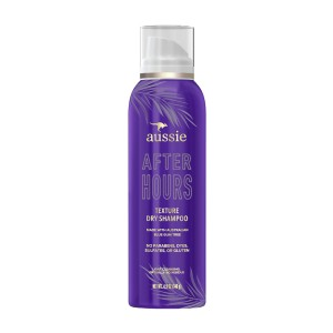 Aussie After Hours Texture Dry Shampoo - Best Dry Shampoo for Volume: Infused with Exotic Australian Eucalyptus Dunnii