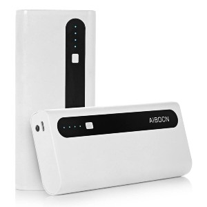 Aibocn Power Bank - Best Power Banks for Samsung: Power Bank with Flashlight