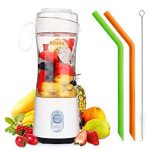10 Recommendations: Best Portable Blender (Oct  2020): Complete with two straws
