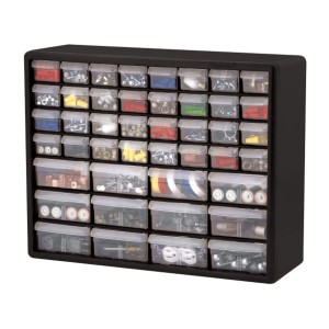Akro-Mils 44 Drawer 10144 - Best Storage Containers for Garage: Great for small tools