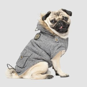 Canada Pooch Alaskan Army Parka - Best Coats for Dogs: The Functional Winter Parka with a Luxurious Sherpa Lining