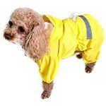 10 Recommendations: Best Raincoats for Corgis (Oct  2020): Protected from head to legs