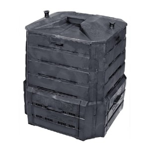 Algreen Products Soil Saver Classic Compost bin - Best Compost Bin for Beginners: Heavy-duty construction