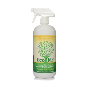 Eco-Me All Purpose Cleaner - Lemon Fresh - Best Cleaning Solution for Vinyl Floors: Natural Plant Based Cleaning System
