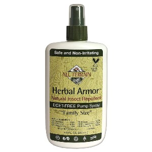 All Terrain Herbal Armor - Best Mosquito Repellent Spray for Body: Natural Repellent Spray