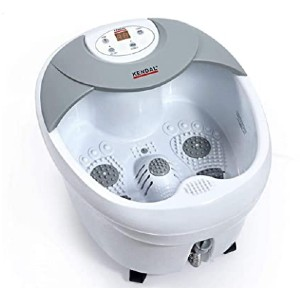 Kendal Large Foot Spa Bath  - Best Foot Spa for Plantar Fasciitis: All-in-one pick