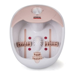 Kendal Spa Bath Massager - Best Foot Spa for Dry Feet: Actively warms water