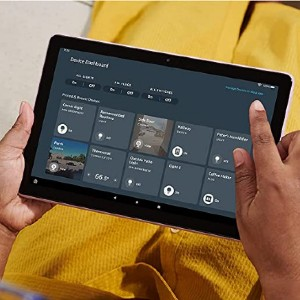 Amazon All-new Fire HD 10 - Best Tablet for Internet Browsing: Quick and smooth operations