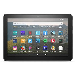 Amazon Fire HD 8 tablet - Best E-Reader for Seniors: Comes with Alexa