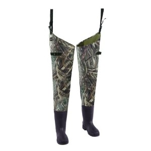 Allen Dillon 2Ply Camo Hip Wader Boot  - Best Hip Waders for Fishing: Great for hunters