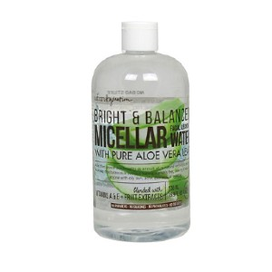 Urban Hydration Aloe Vera Leaf Micellar Cleansing Water - Best Makeup Remover for Acne Prone Skin: Remove Impurities without Drying Skin