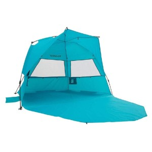Alvantor Super Bluecoast Beach Tent Plus - Best Beach Tents for Shade: Extra Large Size Tent