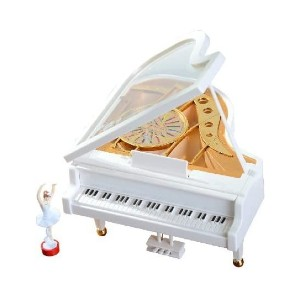 Alytimes Piano Music Box  - Best Music Box for Toddlers: Perfect Christmas gifts