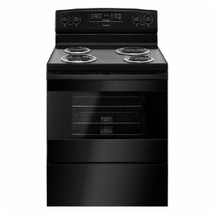 Amana 4.8 cu. ft. Electric Range - Best Electric Ranges Under 1000: The most affordable