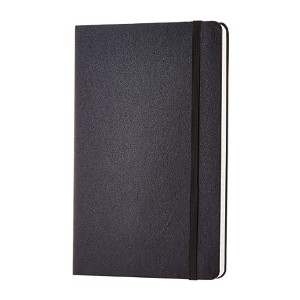 Amazon Basics Classic Lined Notebook - Best Notebook for Journaling: For any settings