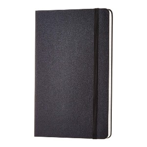 AmazonBasics Classic Notebook - Best Notebooks for College: Archival-Quality Pages Made From Acid-Free Paper