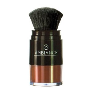 Ambiance  Red Brush - Best Dry Shampoo for Colored Hair: Refillable Applicator Brush