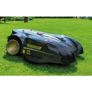 Ambrogio L400i (Deluxe) - Best Robotic Mower for 1 Acre: Best for 5 acres