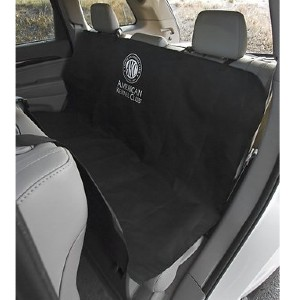 American Kennel Club Pet Car Seat Cover - Best Dog Car Back Seat Covers: Easy Put On and Off Car Seat Cover