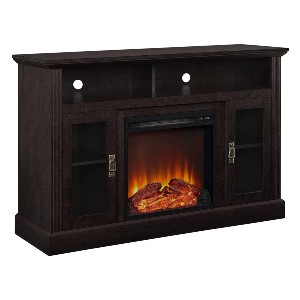 Ameriwood Home Chicago Electric Fireplace - Best Electric Fireplace Freestanding: Last up to 50,000 hours!