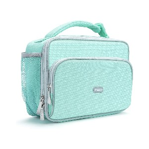 Amersun Lunch Box - Best Lunch Box with Ice Pack: Wide Open Design