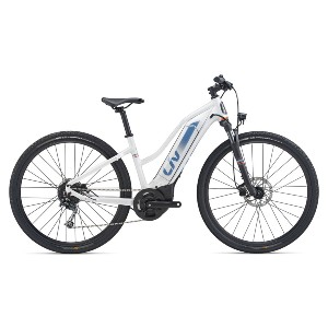 Liv Amiti E+ 4 - Best Electric Bike for Short Female: Up to 360% pedal assistance